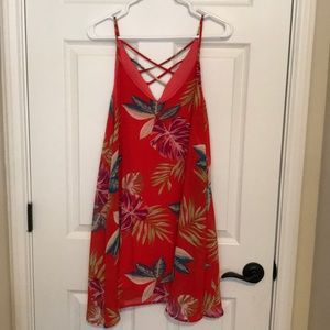 Red Dress Boutique Tropical Dress